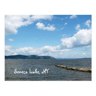 Lago 2 Seneca Tarjetas Postales