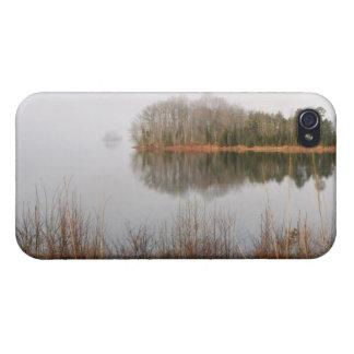 Lago 4/4s mayo iPhone 4 carcasas