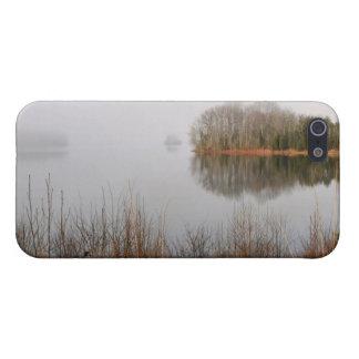 Lago 4/4s mayo iPhone 5 carcasa