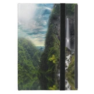 Lago abalone iPad mini fundas