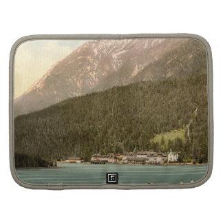 Lago Achen, el Tyrol, Austria Planificadores