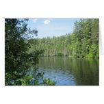 Lago Adirondack Tarjetón