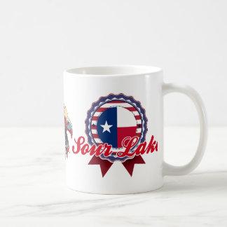 Lago amargo, TX Tazas De Café