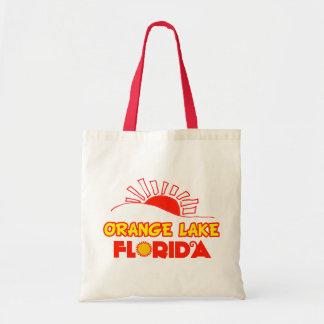 Lago anaranjado, la Florida Bolsas