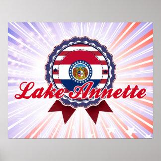 Lago Annette, MES Poster