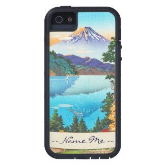 Lago Ashi Tsuchiya Koitsu en las colinas de Hakone Funda Para iPhone SE/5/5s