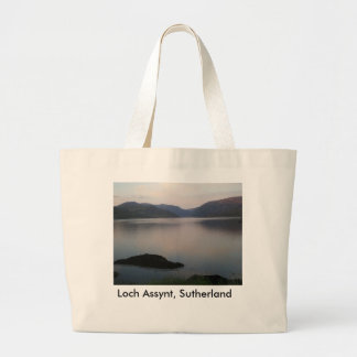 Lago Assynt, Sutherland Bolsa De Tela Grande