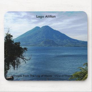 Lago Atitlan Mousepads