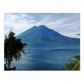 Lago Atitlan Postcard
