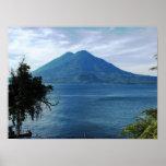 Lago Atitlan Póster