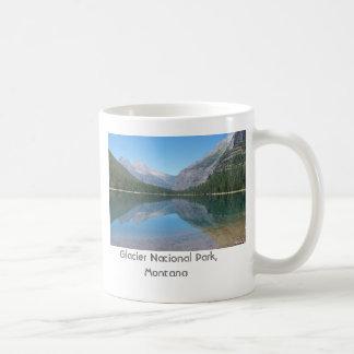 Lago avalanche tazas de café