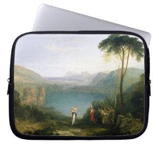 Lago Avernus: Aeneas y la sibila de Cumaean, c.181 Mangas Computadora