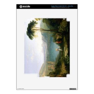 Lago Avernus: Aeneas y la sibila de Cumaean, c.181 iPad 3 Skin