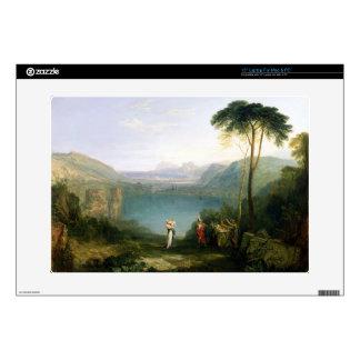 Lago Avernus: Aeneas y la sibila de Cumaean, c.181 Calcomanías Para Portátiles