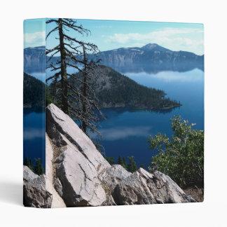 """Lago azul profundo Oregon los E.E.U.U. crater del Carpeta 1"""""""