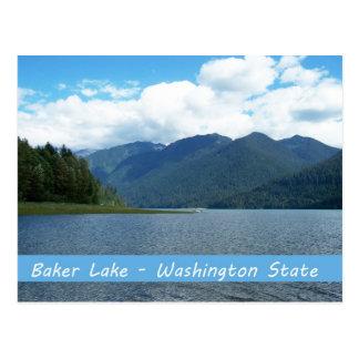Lago baker postal