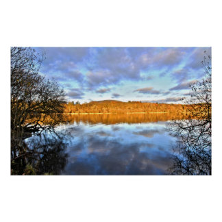 Lago Bassenthwaite Posters