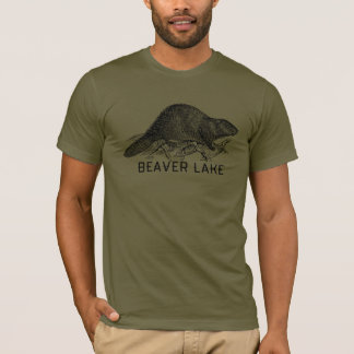 Lago beaver playera