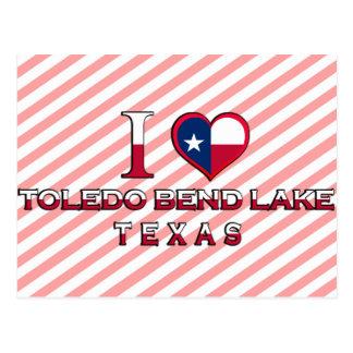 Lago bend de Toledo, Tejas Postal