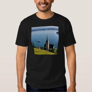 Lago Biel Suiza Camisas