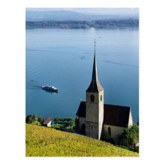 Lago Biel Suiza Tarjetas Postales