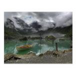 Lago Bondhus Noruega Tarjeta Postal