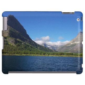 Lago bowman - Parque Nacional Glacier Montana
