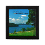 Lago Brookville, el condado de Franklin Indiana Cajas De Regalo