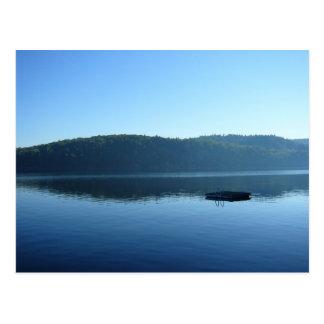 Lago Brule, postal de Ontario