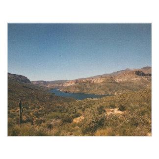 Lago canyon