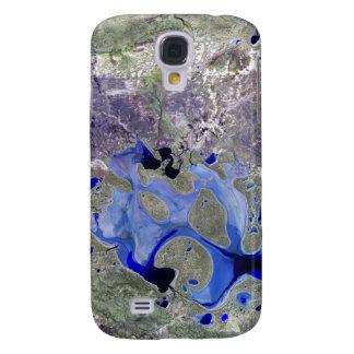 Lago Carnegie Landsat 7