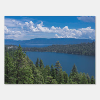 Lago cascade señal
