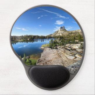 Lago cathedral - rastro de John Muir - Yosemite Alfombrilla De Ratón Con Gel
