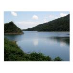 Lago Cerrillos Ponce Postcard