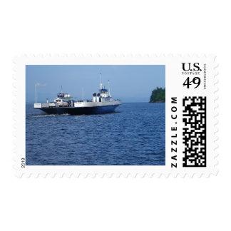 Lago Champlain NY ferry