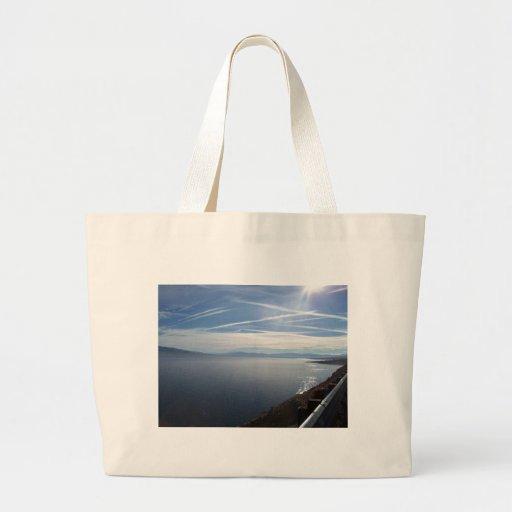 Lago chispeante walker bolsa de mano
