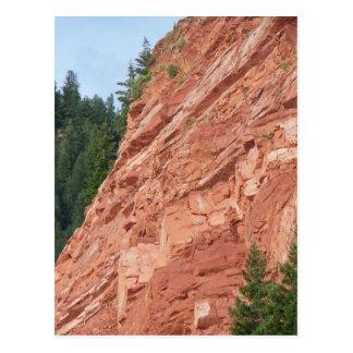 Lago Colorado Ruedi de los artículos del regalo Postal