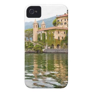 Lago Como iPhone 4 Carcasa
