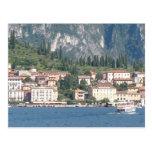 Lago Como Italia bellagio Postales