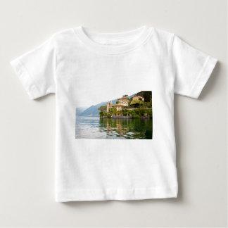 Lago Como Playera De Bebé
