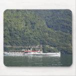 Lago Como, transbordador Alfombrillas De Raton