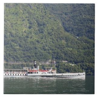 Lago Como, transbordador Teja Ceramica