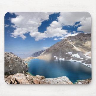 Lago consultation - rastro del Mt Whitney Alfombrillas De Ratón