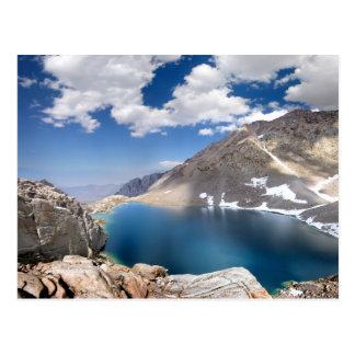 Lago consultation - rastro del Mt Whitney Postales