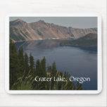 Lago crater, Oregon Alfombrillas De Raton