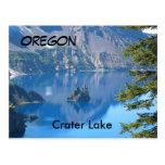 Lago crater, Oregon Postal