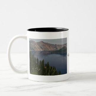 Lago crater, Oregon Tazas De Café