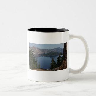 Lago crater, Oregon Taza De Café