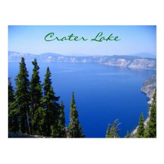 Lago crater postales