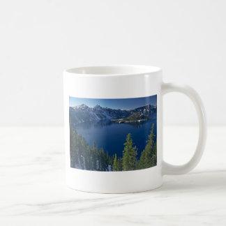 Lago crater tazas